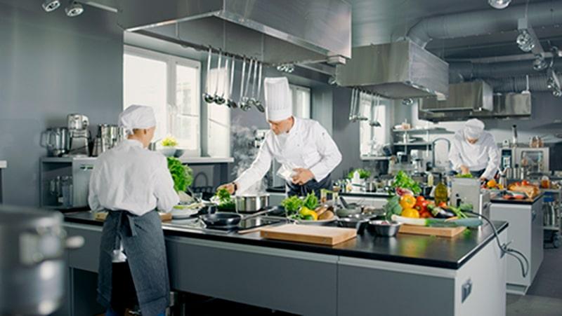 Como montar uma cozinha profissional de qualidade